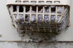 Cloged-dryer-Vent